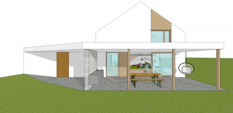 Neubau Wohnhaus GT /// Planung